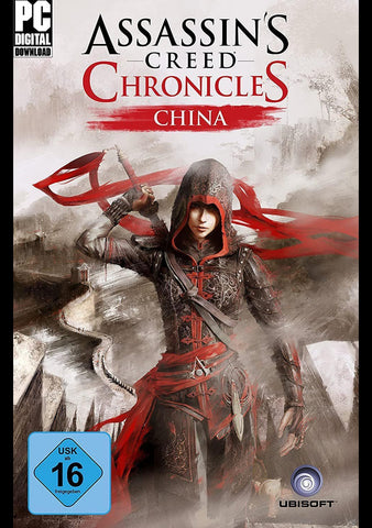 Assassin's Creed Chronicles: China US (PS4)-caveofcodes