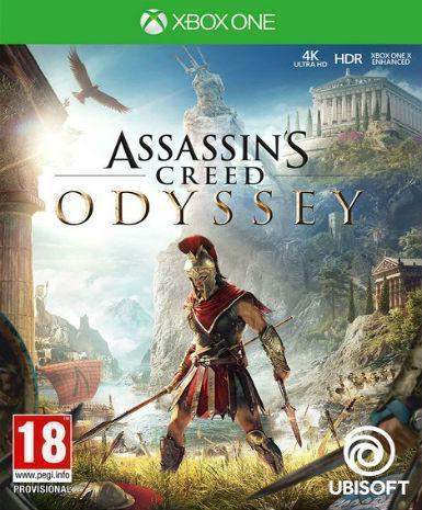 Assassin's Creed: Odyssey (Xbox One)-caveofcodes