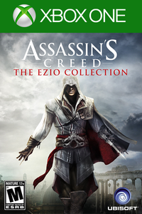 Assassin's Creed: The Ezio Collection (Xbox One)-caveofcodes