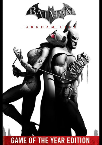Batman: Arkham City (GOTY)-caveofcodes