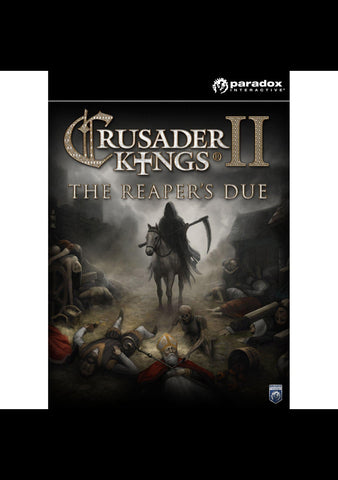 Crusader Kings II - The Reapers Due Collection (DLC)-caveofcodes
