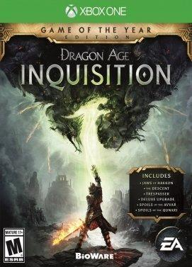 Dragon Age: Inquisition Game of the Year Edition (Xbox One)-caveofcodes