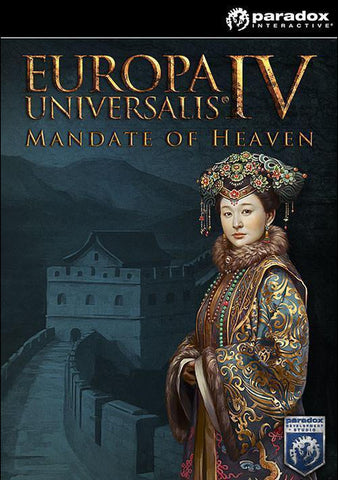 Europa Universalis IV - Mandate of Heaven -Content Pack (DLC)-caveofcodes