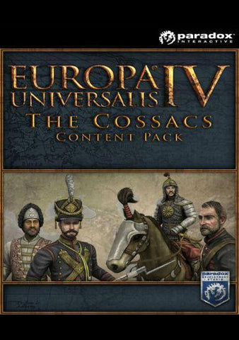Europa Universalis IV - The Cossacks - Content Pack (DLC)-caveofcodes