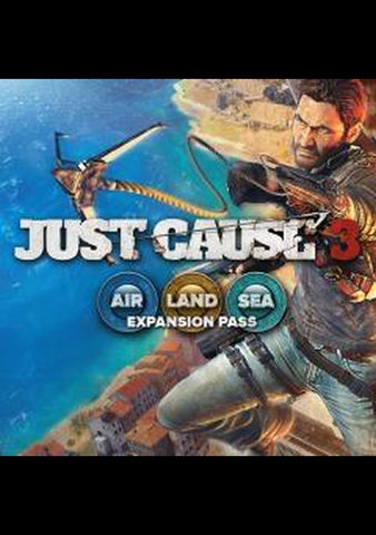 Just Cause 3 - Air, Land and Sea Expansion Pass DLC NA (PS4)-caveofcodes