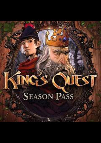 King's Quest - Season Pass UK (PS4)-caveofcodes