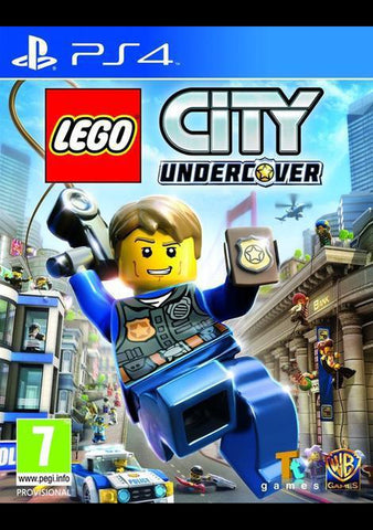 LEGO City Undercover NA (PS4)-caveofcodes