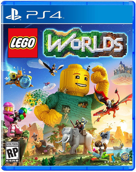 LEGO Worlds PS4 (NA)
