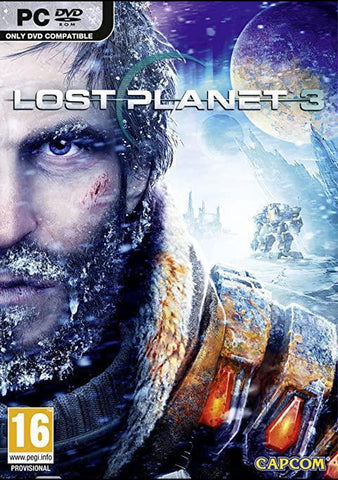 Lost Planet 3 PS3 (US)-caveofcodes