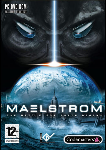 Maelstrom: The Battle for Earth Begins-caveofcodes