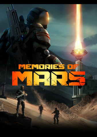 Memories of Mars (Incl. Early Access)-caveofcodes