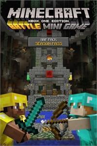 Minecraft - Battle Map Pack Season Pass (XBOX One)-caveofcodes