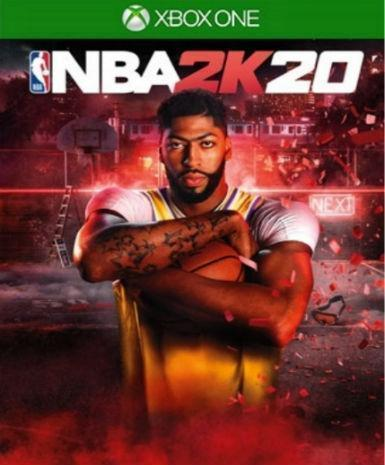 NBA 2K20 (Xbox One)-caveofcodes