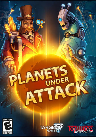 Planets Under Attack-caveofcodes