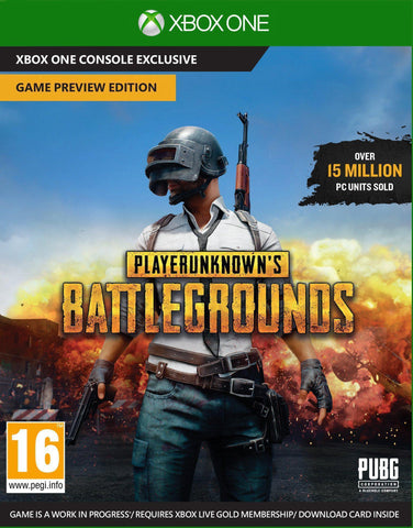 Playerunknown's Battlegrounds (Xbox One)-caveofcodes