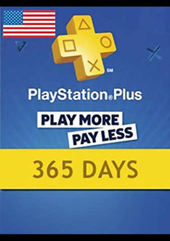 PlayStation Network Card (PSN) 365 Days (USA)-caveofcodes