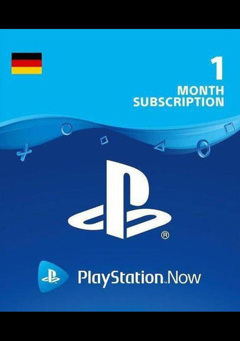 PlayStation Now - 1 Month (German)-caveofcodes