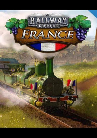 Railway Empire - France (DLC)-caveofcodes