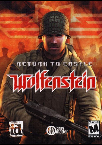 Return to Castle Wolfenstein-caveofcodes