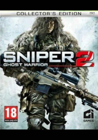 Sniper: Ghost Warrior 2 Collector's Edition-caveofcodes