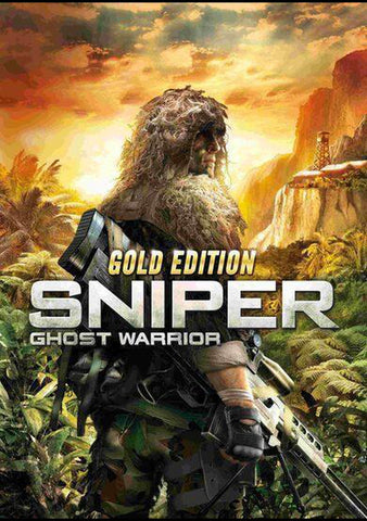 Sniper Ghost Warrior Gold Edition-caveofcodes