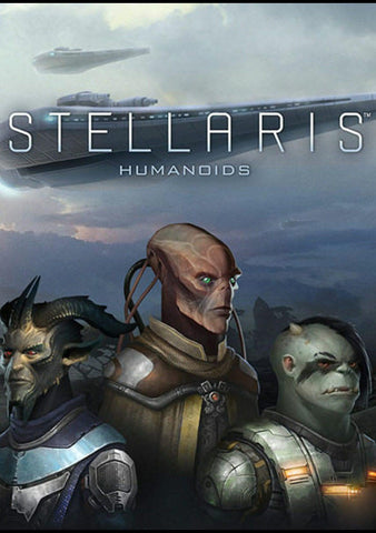 Stellaris - Humanoid Species Pack (DLC)-caveofcodes