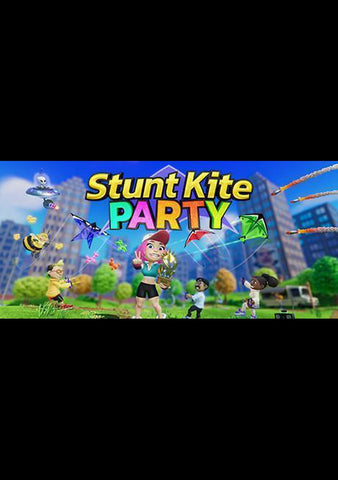 Stunt Kite Party-caveofcodes