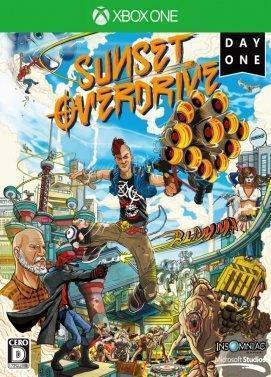 Sunset Overdrive (Xbox one)-caveofcodes
