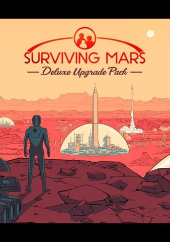 Surviving Mars (Deluxe Upgrade Pack) (DLC)-caveofcodes