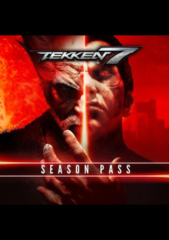 TEKKEN 7 - Season Pass EU (PS4)-caveofcodes