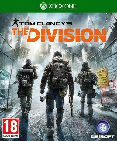 Tom Clancy's The Division (Xbox one)-caveofcodes