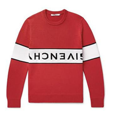 Logo-Intarsia Cotton Sweater