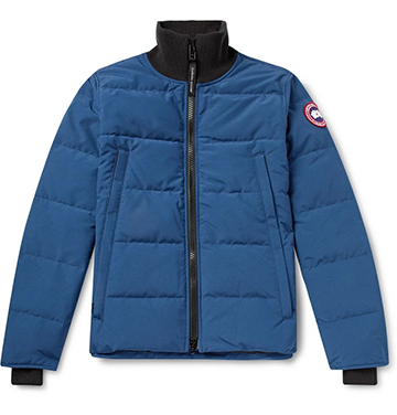 Woolford Slim-Fit Quilted Arctic Tech Down Jacket
