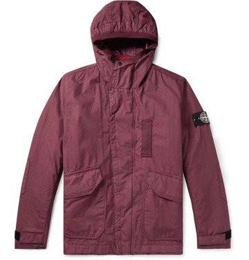 Ripstop TC Hooded Jacket