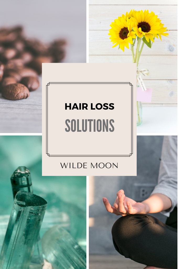 Stressed Out: How to Reverse Hair Loss