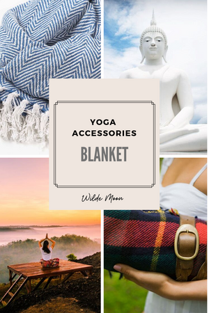 Yoga Accessories: Versatile Blanket