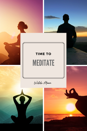 Why Now is the Right Time to Start Meditating