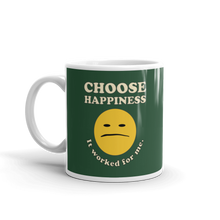 Load image into Gallery viewer, Choose Happiness Ceramic Mug