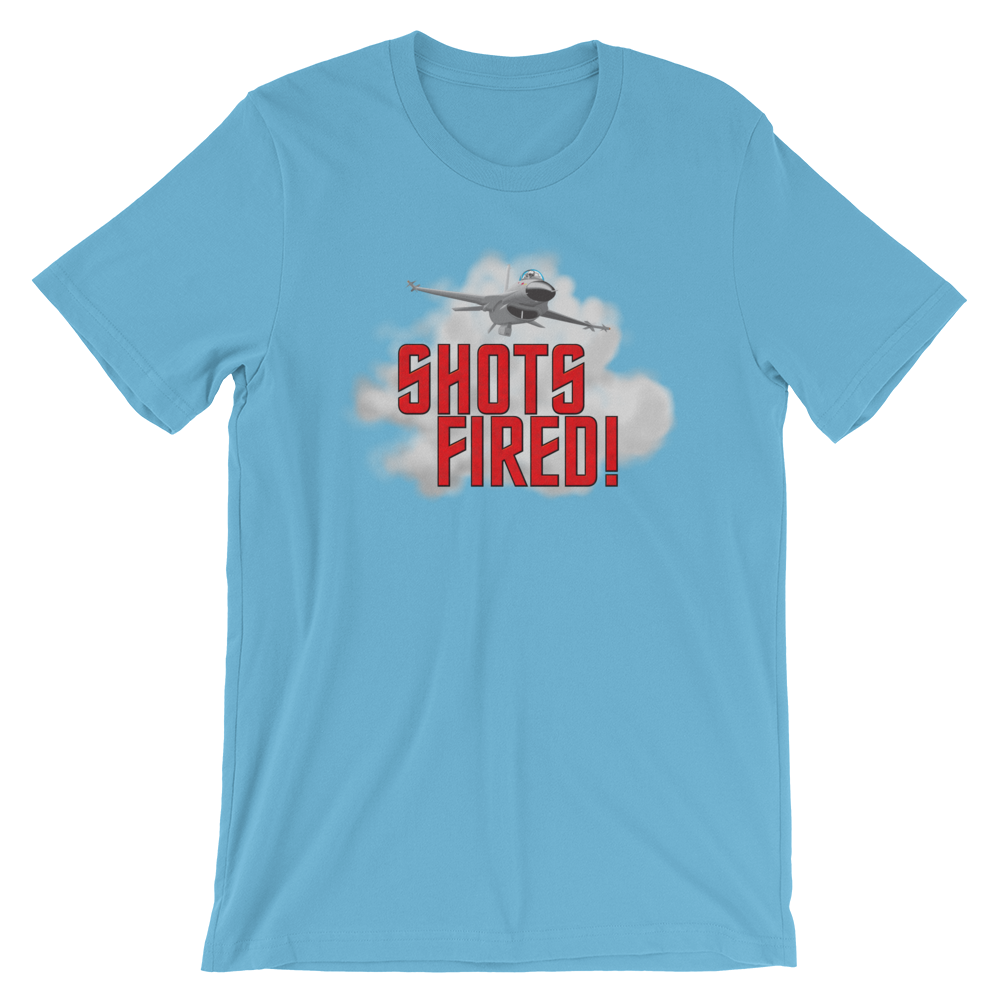 Shots Fired T-Shirt