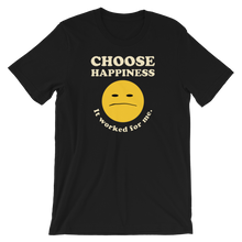 Load image into Gallery viewer, Choose Happiness T-Shirt