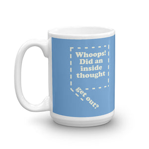 Inside Thought Ceramic Mug