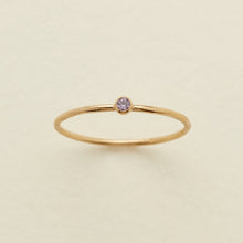 Load image into Gallery viewer, June Birthstone Ring
