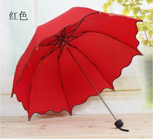 Women Rain Umbrella