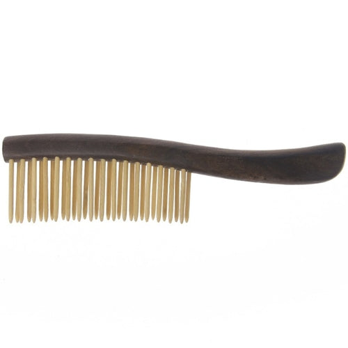 Natural Sandalwood Hair Comb