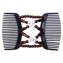 Load image into Gallery viewer, New Vintage  Elastic  Hair Comb