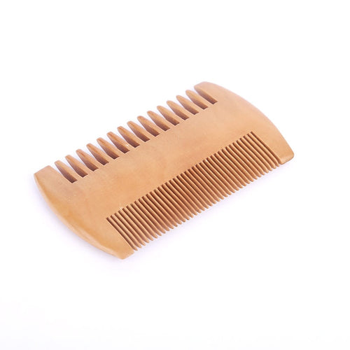 High Quality Double-Sided Wooden Comb