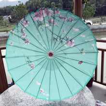 Load image into Gallery viewer, Oiled Paper umbrella Rain Women