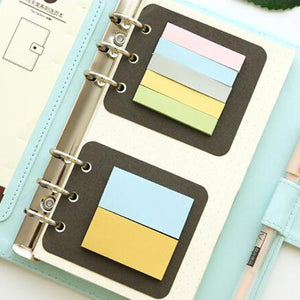 Creative Colored Notebook