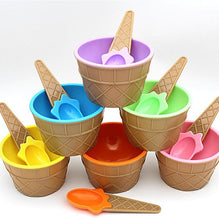 Load image into Gallery viewer, Lovely kids Ice Cream Bowls