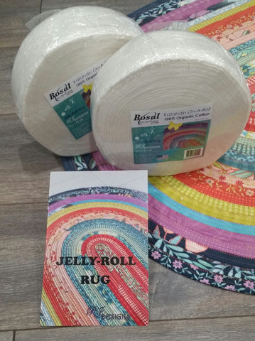 KIT: Jelly Roll Rug